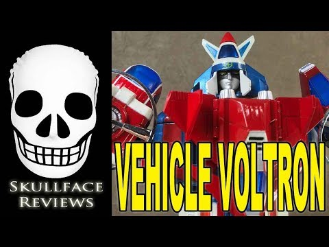 Miracle Metal Works Vehicle Voltron Force