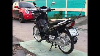 ขายรถมอเตอร์ไซค์ Honda wave125i บังลมแท้ ปี 2551 หัวฉีด ราคา 27,000 บาท