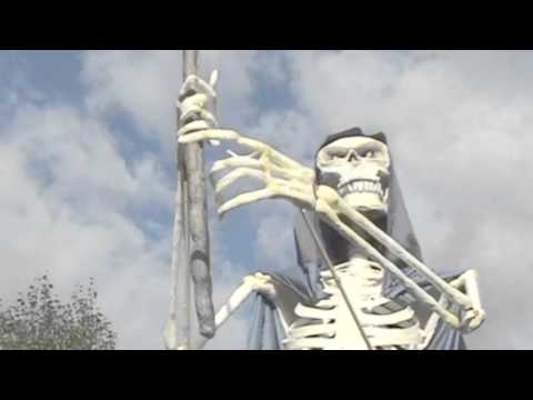 Skeleton at Carnival 2015