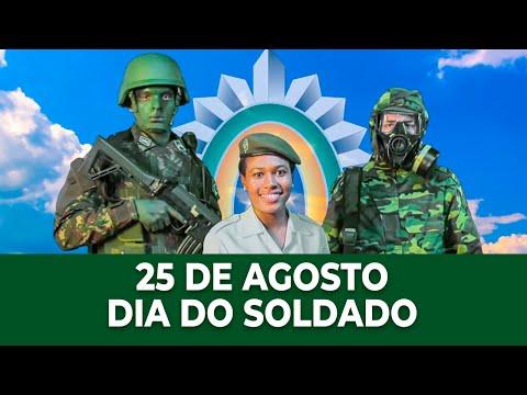 Dia do Soldado: 25 de agosto é dia de parabenizar homens e ...