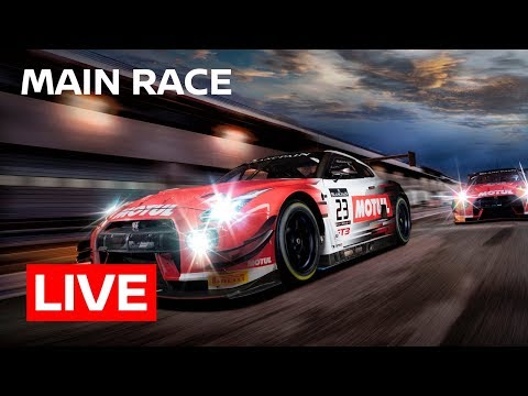 Main Race - Blancpain Endurance Series - Barcelona 2017 - LIVE + GT-R ONBOARD 1080p HD