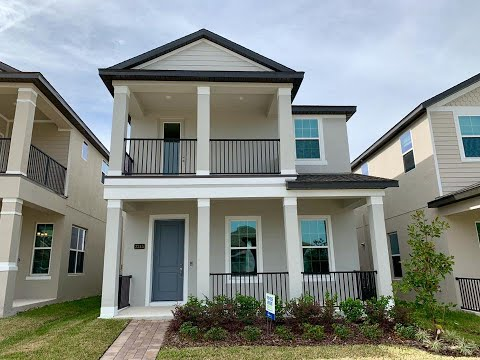Winter Garden New Homes - Oakland Trails by Meritage Homes - Chandler Model