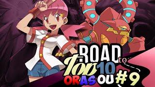 pokemon showdown road to top ten pokemon oras ou w pokeaimmd part 9