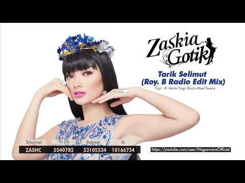 Zaskia Gotik - Tarik Selimut ver. mix (Official Audio Video)