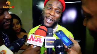 BURNA BOY39S BIRTHDAY SOIREE amp WELCOME PARTY BY BET
