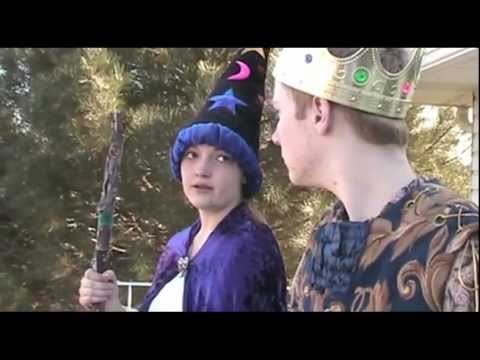King Arthur- The Queen of Air and Darkness