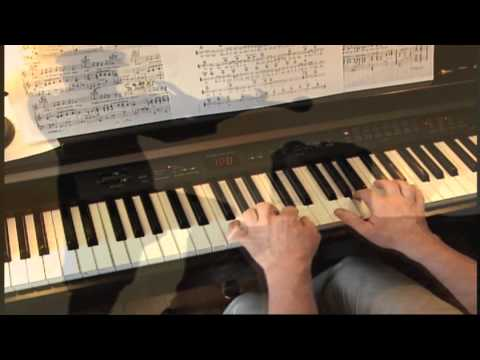 Miracle of Miracles - Fiddler on the Roof - Piano