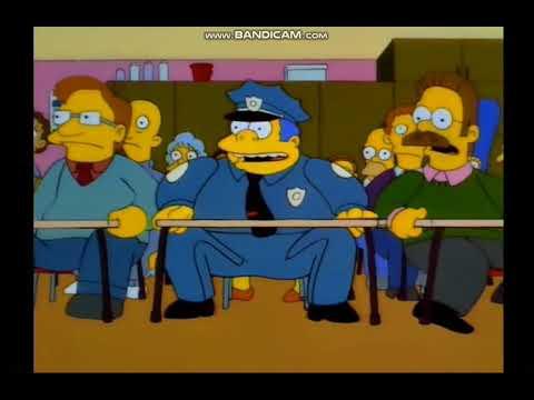 Simpsons Villain Defeat Youtube