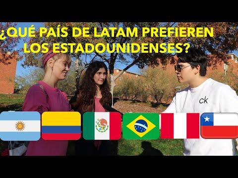 LOS ESTADOUNIDENSES PREFIEREN ESTE PAÍS DE LATINOAMÉRICA