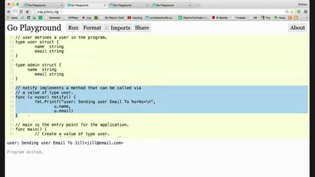 Object Oriented Programming Mechanics