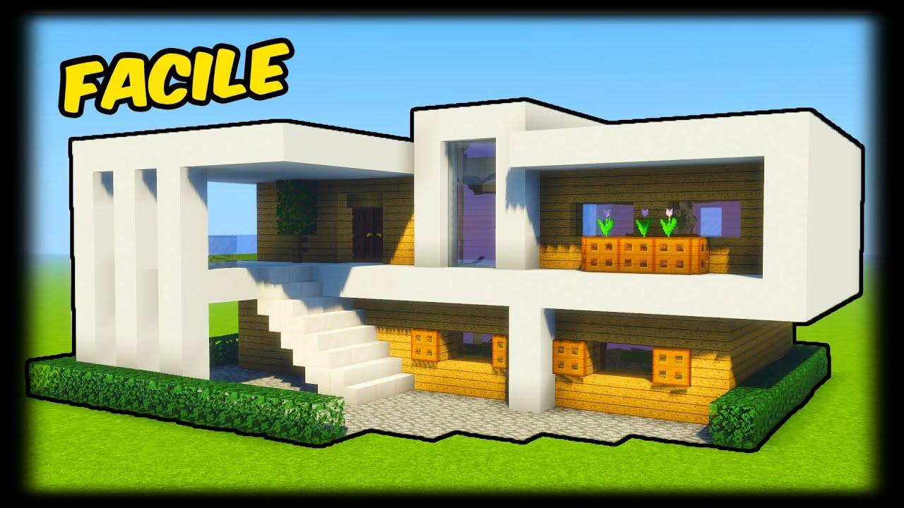 Tuto Belle Maison Moderne Facile A Faire Minecraft的youtube视频效果分析报告 Noxinfluencer