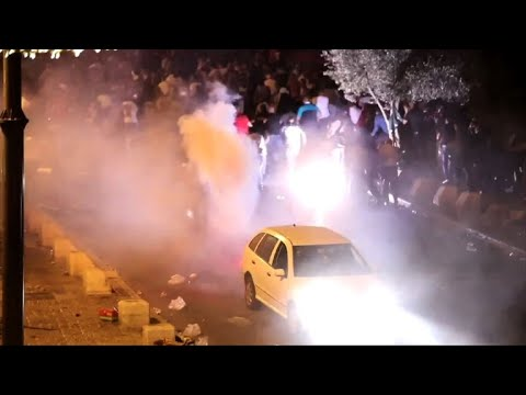 Eskalation in Nahost: Streit um Tempelberg