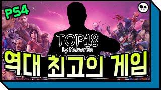 플스4 역대 최고의 명작 TOP 18 by 메타크리틱