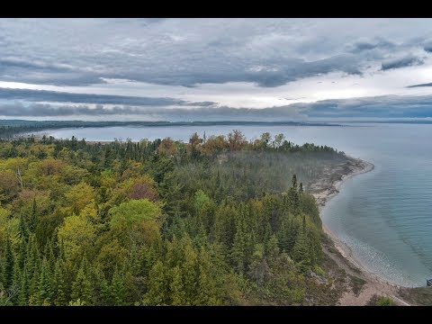 Backpacking South Manitou Island Memorial Day 2017