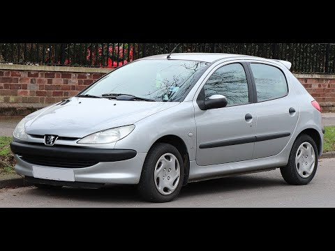How to Remove & Replace Fuel Injector peugeot 206 1.4 petrol engine