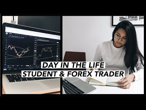 Day In The Life of a Forex Trader | Aerospace Engineer Student