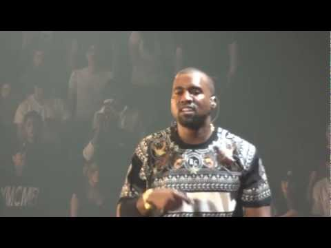 Jay-Z Kanye West All Of The Lights Ft. Rihanna Live Montreal 2011 HD 1080P