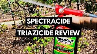 Spectracide Triazicide Review And Demonstration
