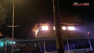 25 killed in tahfiz school blaze in Datuk Keramat