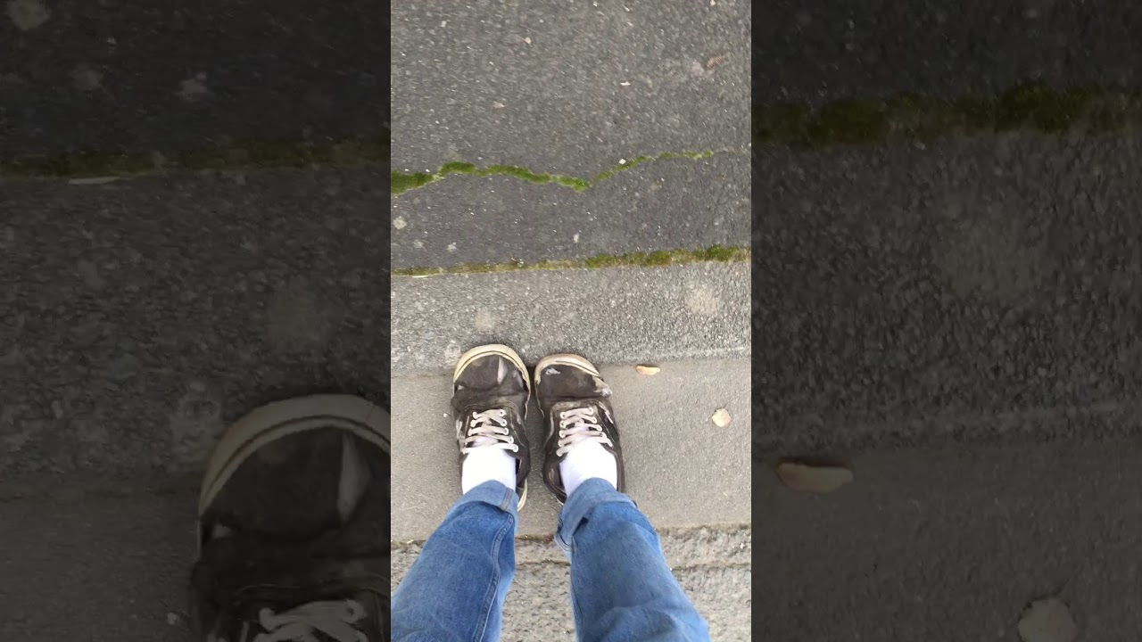 fdb0825633 trashed vans - YouTube