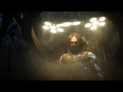 [Как возродился Зимний солдат] 🙀 Первый мститель: Противостояние | Марвел