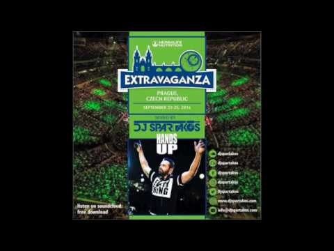 DJ SPARTAKOS - HANDS UP (Herbalife Extravaganza Prague 2016)