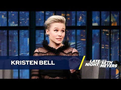 Kristen Bell Stopped Breastfeeding for CHiPs