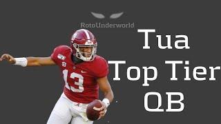 Why Tua Tagovailoa is already a top-tier quarterback in dynasty leagues