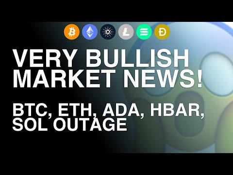 Crypto News: Bitcoin, Hedera, BTC Bears, Morgan Stanley, Fidelity ETF, MicroStrategy. I SEE BULLISH