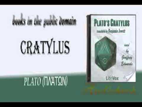 Cratylus PLATO (ΠΛΆΤΩΝ) audiobook