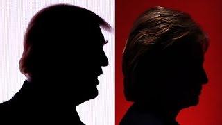 Клинтон vs Трамп. Первые дебаты