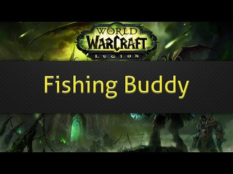 Fishing Buddy (wow fishing addon)