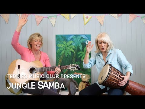 Session 2: Jungle Samba Trailer