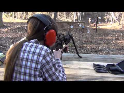 First time shooting an AR-15 - DPMS A-15 Rifle