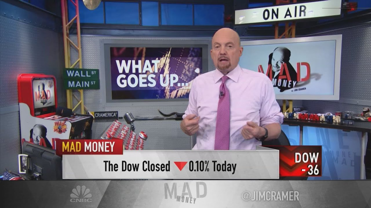 Download Jim Cramer says the market's 'across-the-board bullishness' last week cannot last forever