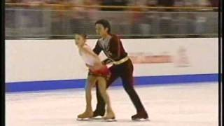 Ding & Ren (CHN) - 2002 World Junior Figure Skating Championships, Pairs
