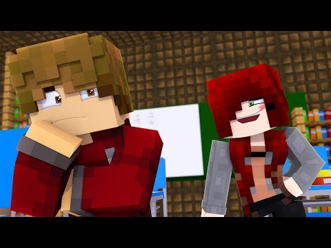 The Teacher Actually Likes Jay? - Parkside University [S2.EP25] Minecraft Roleplay