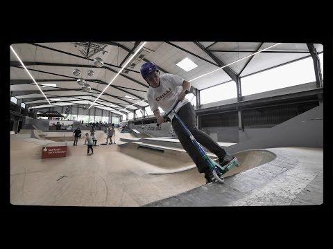 Chilli Pro Scooter Jam | Skatehalle Aurich