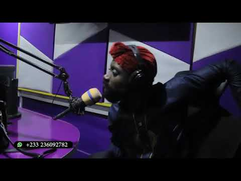 BABA SPIRIT BLASTS THE PRESIDENT LIVE ON TOP FM IN ACCRA