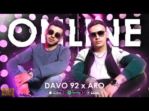 Davo 92 ft. Aro - Online ( Dramma 2 )  (2021)