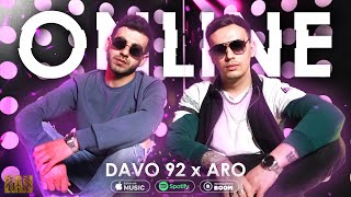 Davo 92 / Aro - Online ( Dramma 2 ) ( OFFICIAL MUSIC VIDEO 2021 )