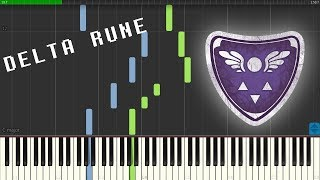 Delta Rune Ost Legend Piano Synthesia Sheets.mp3