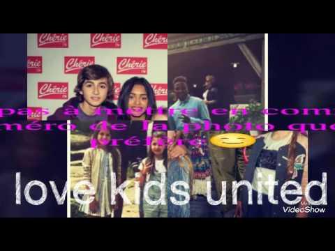 {Kids united}Le classement des 10 meilleures photos ♥