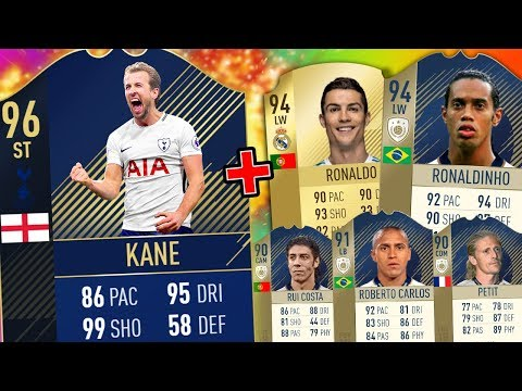 Download Youtube: KANE TOTY + 4 ICON PRIME & RONALDO!!! Proviamoli! - FIFA 18 Ultimate Team