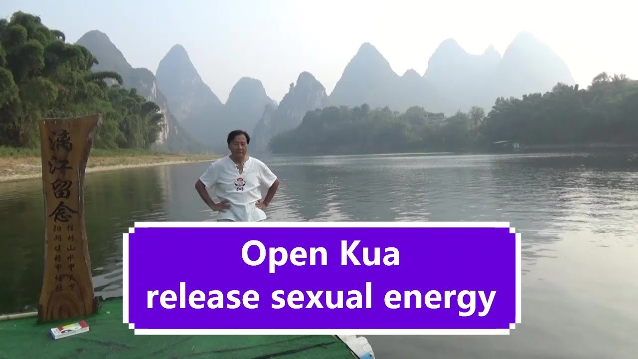 A simple qigong movement to increase sexual energy - YouTube