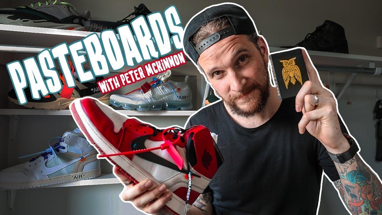 8eaeeecf858323 Peter mckinnon sneakers cards youtube jpg 1280x720 Jordans card boards