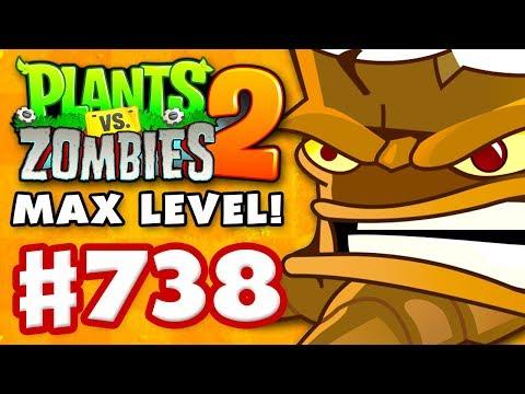 Torchwood MAX LEVEL - Plants vs Zombies 2 - Gameplay Walkthrough Part 738