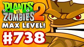Torchwood MAX LEVEL! - Plants vs. Zombies 2 - Gameplay Walkthrough Part 738