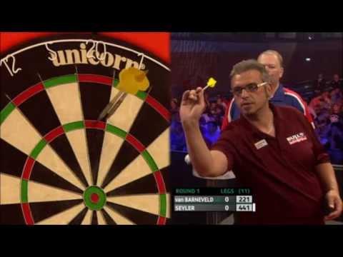 PDC European Darts Championship 2013 - First Round - van Barneveld vs Seyler