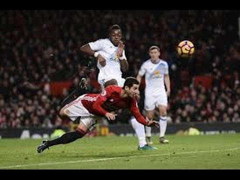 Henrikh Mkhitaryan FANTASTIC GOAL Manchester United---Sunderland 26.12.2016